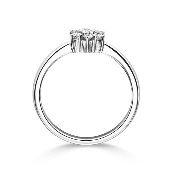 Solitär-Ring